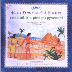 Une amitié au pied des pyramides