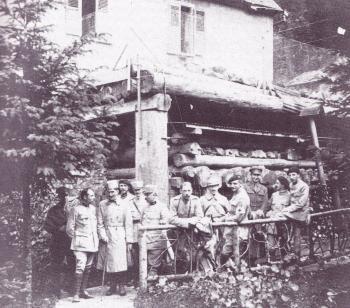 L'ambulance de Mittlach